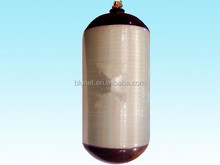 Seamless Steel Vehicle CNG Gas Cylinder