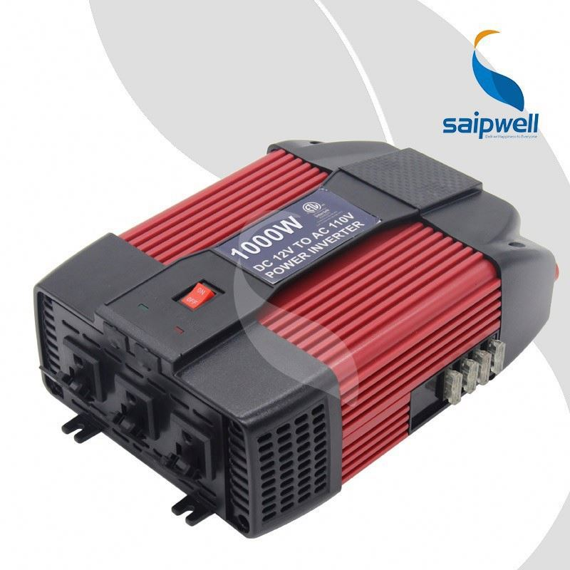 China alibaba Saip/Saipwell 300w 12v dc el modified sine wave inverter