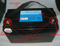 24V/50Ah factory quality alibaba wholesale LiFePo4 rechargeable battery