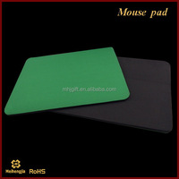 Made in china hot sale promotion colorful pvc rubber mouse pad