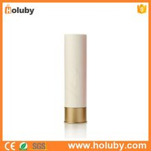 Gold Power Bank 2500mAh 5V/1A, Mini Cartridge Case 1 Port USB Portable Li-polymer Battery Powerbank Charger