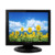 Square 13 Inch TFT LCD Monitor 12 Volt With VGA AV USB BNC