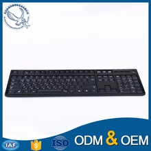 New Styles H9 Silicon Keys Plastic Shell 2.4ghz Wireless Remote Control Latest Computer Keyboard