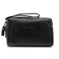 CSLRB220-0012016 new product leather pouch bag side waist bag for men clutch bag