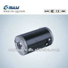 New Guanlian 110w 12v high speed dc motor electric