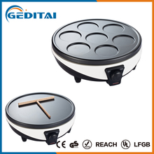 non stick crepe maker / crepe maker machine / detachable crepe maker
