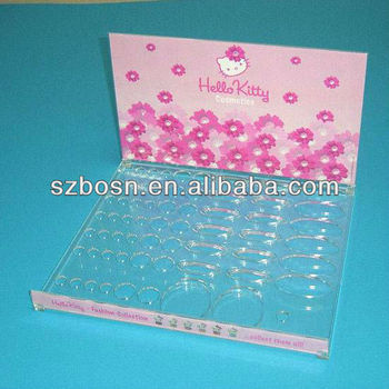 Clear acrylic lipstick holder;lipstick container;lipstick display;