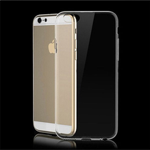 cell phone cover wholesale transparent back clear cover soft tpu case for Lenovo vibe S1
