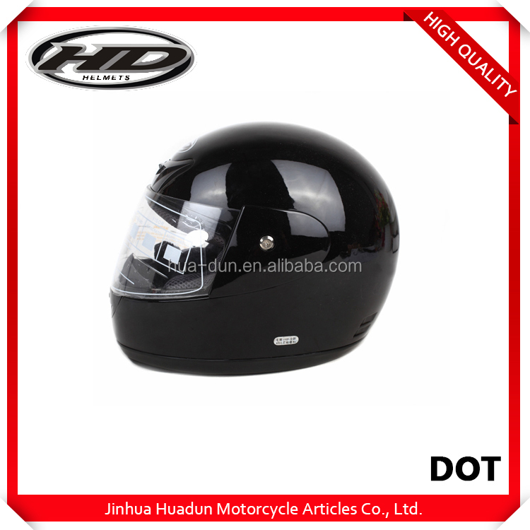 Supply Modern DOT standard HD-02B ABS skiing full face helmet