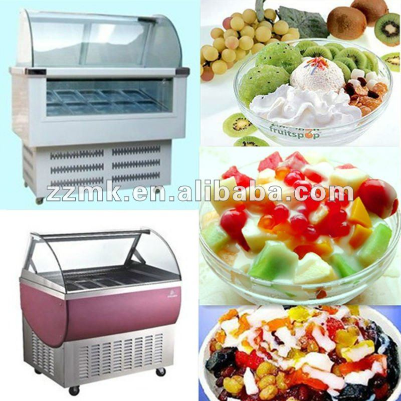 Hot selling ice conjee machine
