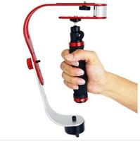 LC1108 Handheld Video Camera Stabilizer Steady for Nikon Canon Panasonic Pentax Digital Camera