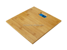 180kg popular design human weighing scale wooden digital bathroom scale