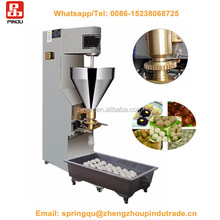 Automatic fish/pork/beef/chiken meat vegetable ball forming machine/food ball maker making machine