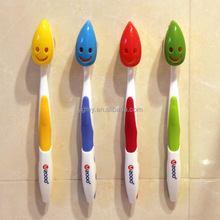 Toothbrush Holder Travel Camping Protable Bathroom Smile Face Toothbrush Holders Case Covers