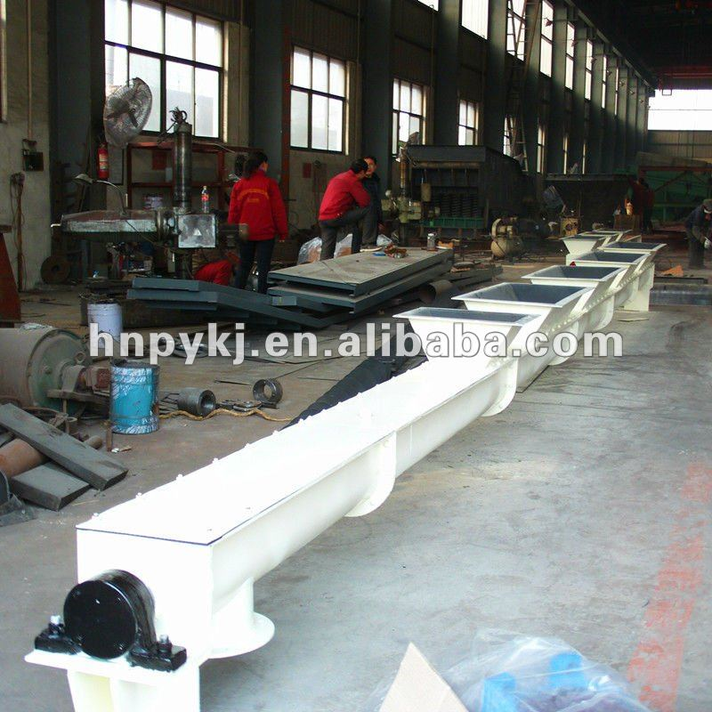 Pipe and Trough Shape Vibration Spiral Feeder