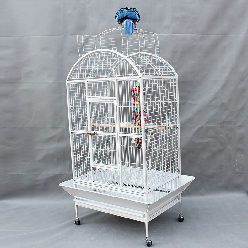 Wholesale Price High Quality Eco-quality Metal Bird Cage B20