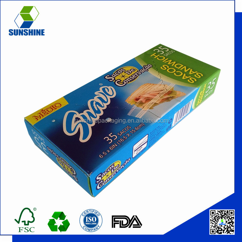Low price custom box paper packaging