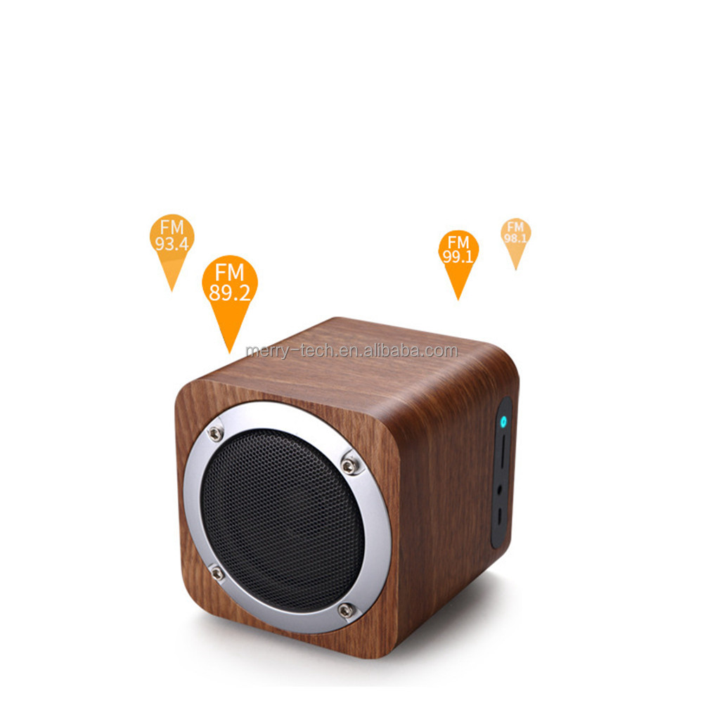 Good price of wood cone speaker for wholesales
