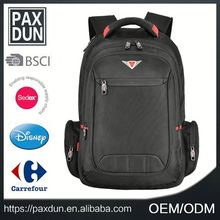 big capacity 1680d polyester China Laptop Computer Bag For Teenagers
