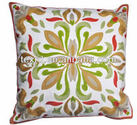 living room decorate machine embroidery designs cushion cover