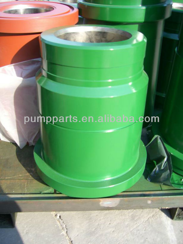 National JWS 400 mud pump liner