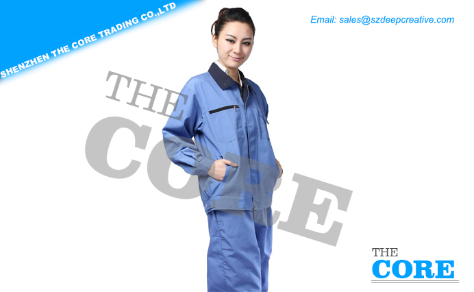 worker uniform, company winter jacket and pants,work uniform