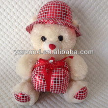 Diamond gift plush teddy soft bear huggable doll