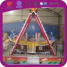 kids amusement park ride pirate ship