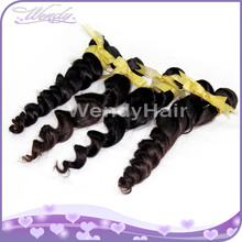 Koka hair malaysian sliky wholesale different types of curly weave hair