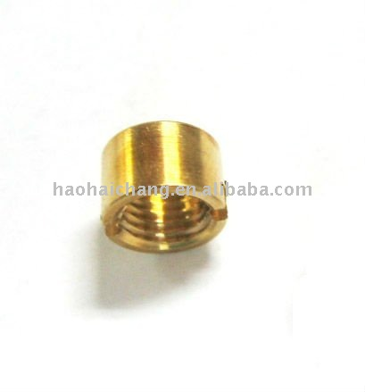 Electric Non-Standard Brass Nuts For Thermostat