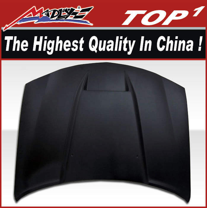 Body kits for 2006-2010 Dodge Charger Duraflex Ram Air Hood