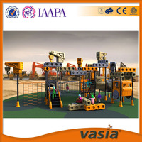 Professional Made Commercial Custom outdoor playground euqipment