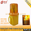 U.K style Road Warning Flashing Light For Construction Site With 4R25 Battery
