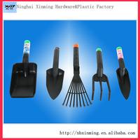 2016 China plastic garden hand tool kit