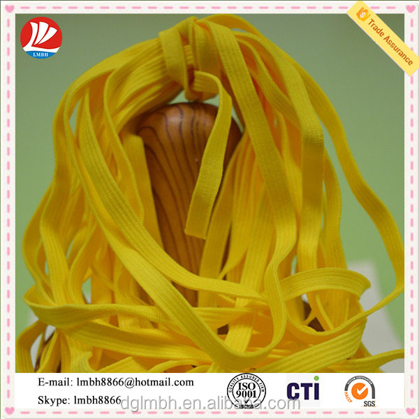 new product ear loop/elastic band/ face mask raw material