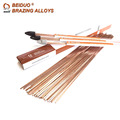 CuP brazing rods B-Cu93P Phos-copper brazing filler L-CuP7
