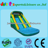 funny inflatable swimming water pool slide for adults