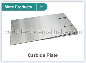 K30-K40 Cemetned carbide sheet to make tungsten carbide mould or tungsten carbide punching dies