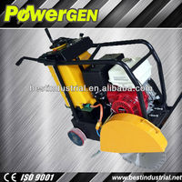 Top Quality!!!POWER-GEN Reliable Construction Machine Concrete Cutter Machine High Frequency Concrete Cutter with CE