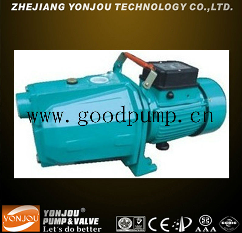 Self-priming Jet Stream Pump