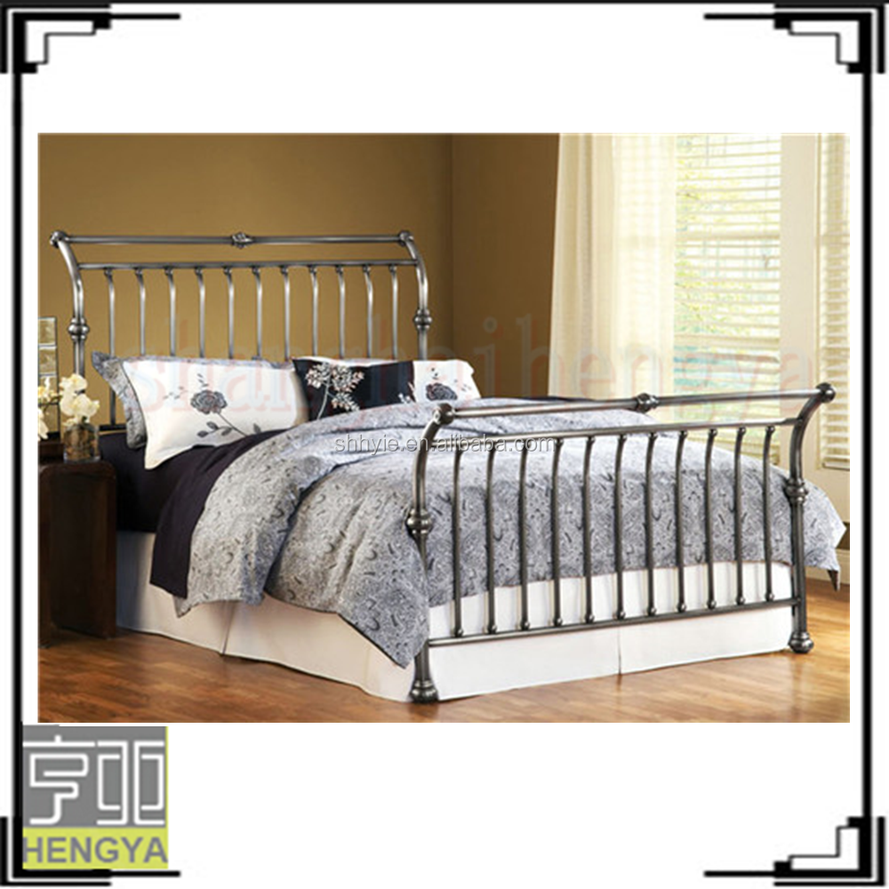 Luxury french style bedroom furniture bedroom set metal for French style bedroom furniture