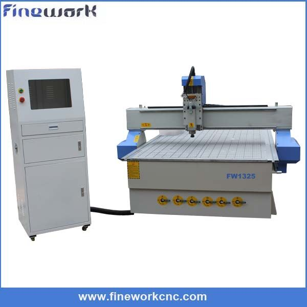 China FINEWORK vertical cnc route