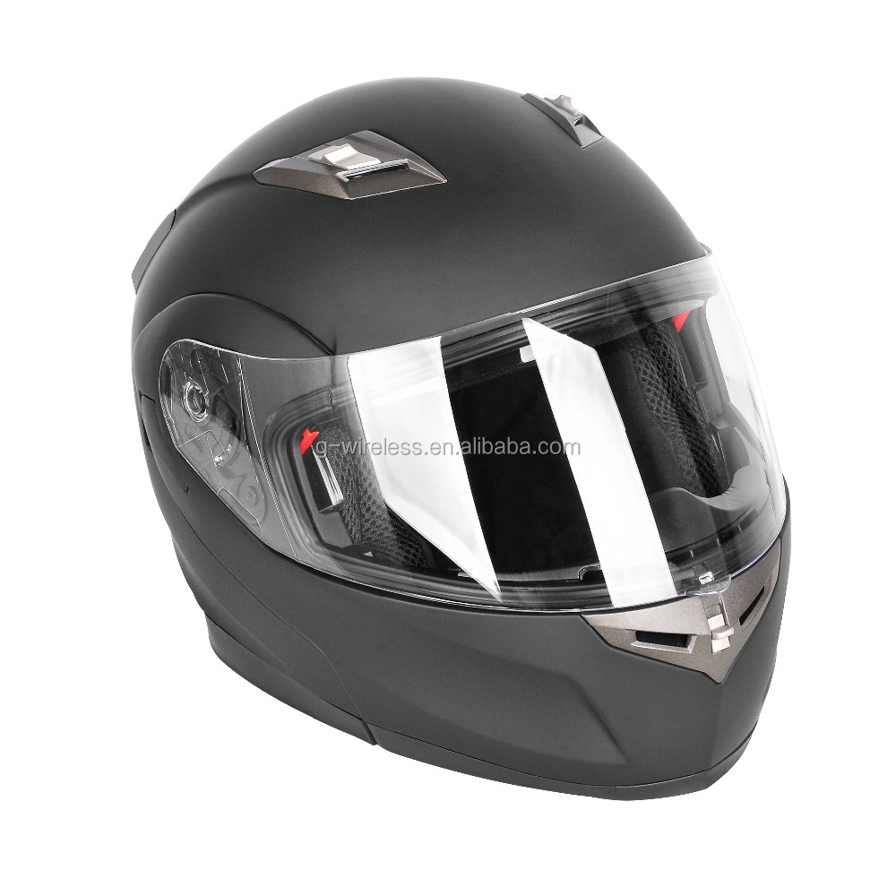 Full face motorcycle helmet safety helmet 955 for BM2-S (300m) intercom motorcycle helmets