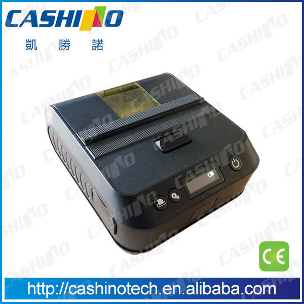 "3"" Micro Android Bluetooth Mobile Thermal receipt Printer"