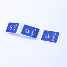 Programmable And Writable RFID Tag NFC Ntag203 Sticker