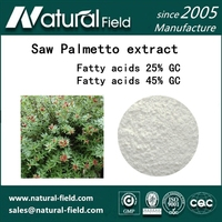 Saw Palmetto p.e. Fatty Acid 25%45%
