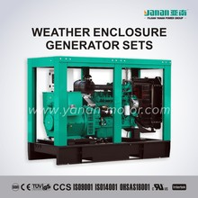 High Quality Diesel Generator Open Type Weather Enclosure Generator Sets