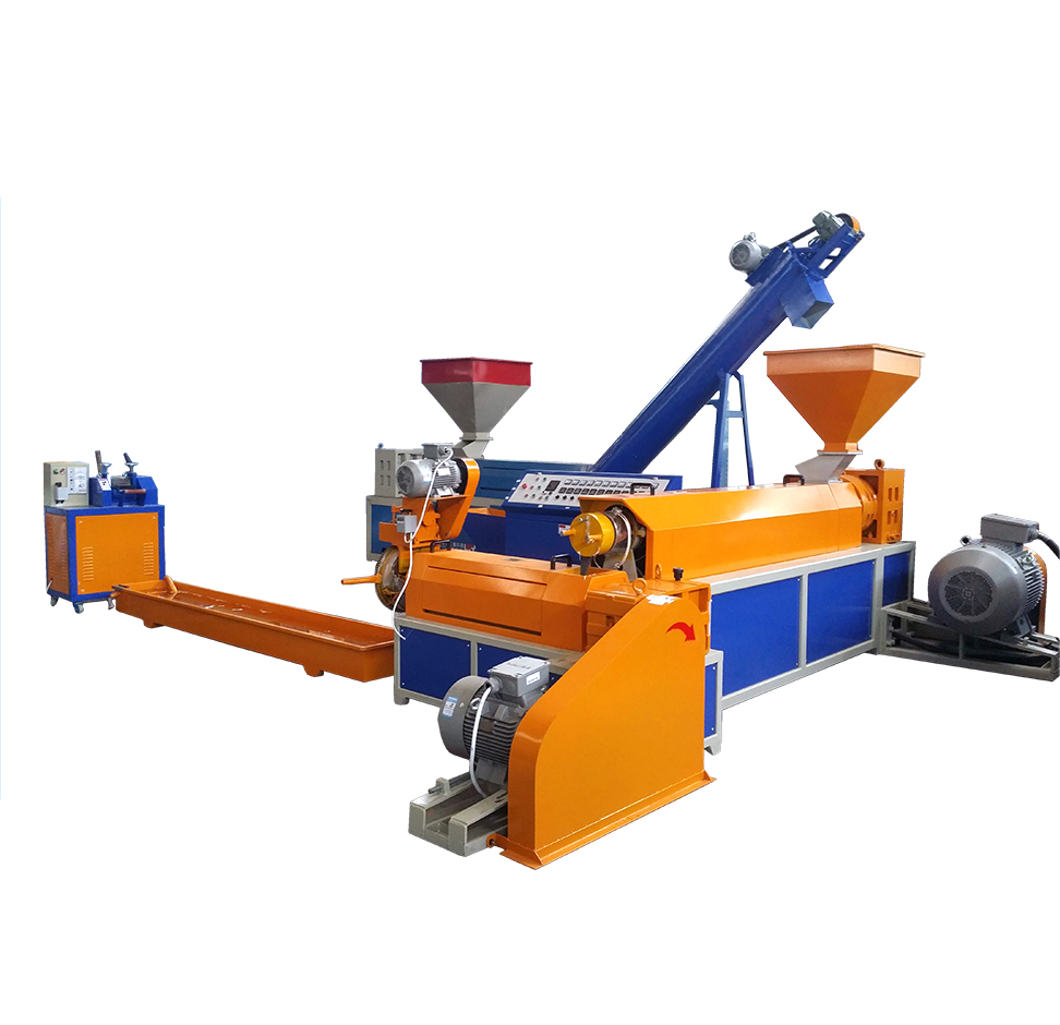 YZJ plastic granulating machine for making pla plastic <strong>pellets</strong>