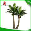 Shengyuan wholesale price 3-20m artificial king coconut tree/ hot selling outdoor palm tree artificial plant