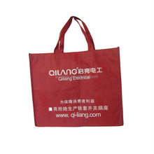 Promotional laminated shopping bags non woven bag
